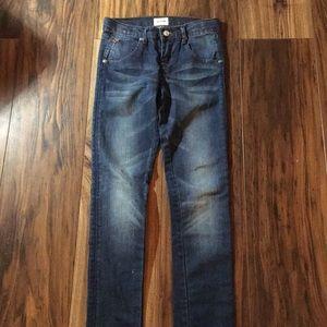 Girls Hudson Skinny Jeans